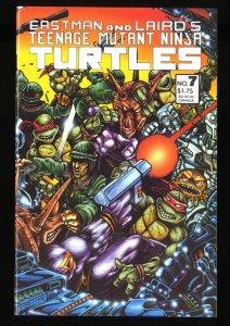 Teenage Mutant Ninja Turtles #7 NM 9.4