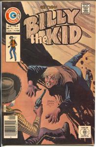 Billy The Kid #118 1976-Warren Smatta art-FN/VF