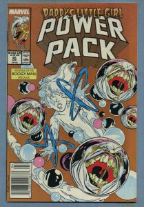 POWER PACK #45, VF/NM, Marvel, 1984 1989, more in store