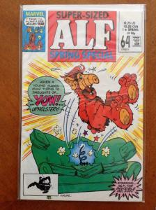 ALF #1, VF/NM, Spring Special, Marvel,  1988 1989 more in store