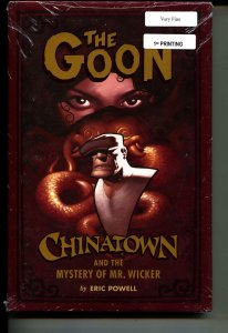 Goon: Chinatown-Eric Powell-Sealed Hardcover