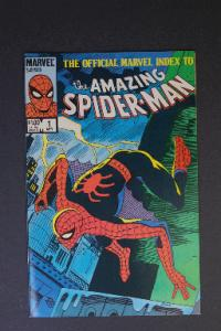 Official Marvel Index to Amazing Spider-Man #1 April 1985