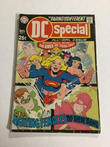 DC Special 3 Vg Very Good 4.0