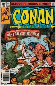 Marvel's Conan The Barbarian(Vol 1) # 76,99,101,262-263