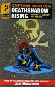 Captain Harlock: Deathshadow Rising #1 VF; Eternity | save on shipping - details