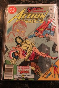 Action Comics #531 (DC, 1982) Condition: NM-