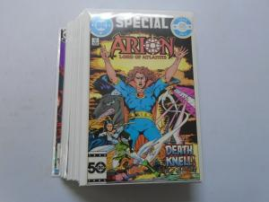 Arion Lord of Atlantis, Set:#1-19 + Special, Average 7.0 (1982-1984)