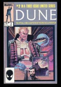 Dune #2 NM- 9.2