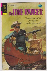 Lone Ranger #18
