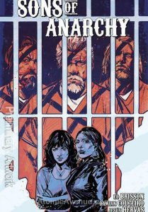Sons of Anarchy TPB #2 VF/NM; Boom! | save on shipping - details inside