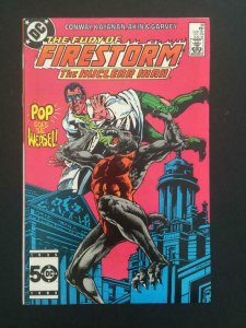 THE FURY OF FIRESTORM THE NUCLEAR MAN #38, VF/NM, DC, 1982 1985,  more in store