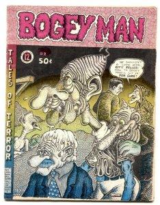 Bogey Man #2 1969- Underground comix- Crumb- Deitch