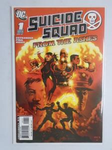 Suicide Squad (2007 3rd Series) #1 - 8.0 VF - 2007
