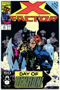 X-FACTOR #70, NM+, Mike Mignola, Muir Island, Beast, more in store