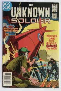 Unknown Soldier #257 F 6.0 FREE COMBINED SHIPPING