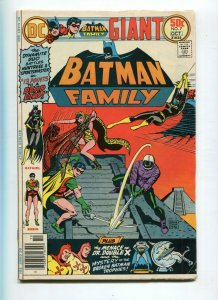 Batman Family 7 VG/FN