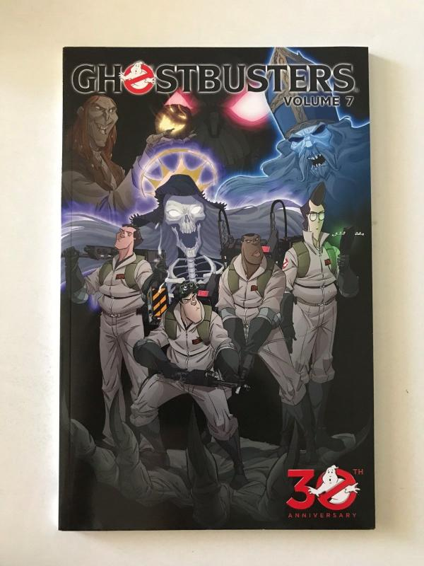 Ghostbusters - Volume 7 Happy Horror Days (IDW; Apr, 2014)- new tpb, 1st print
