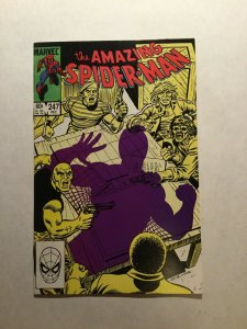 Amazing Spider-Man 247 Near Mint Nm Marvel