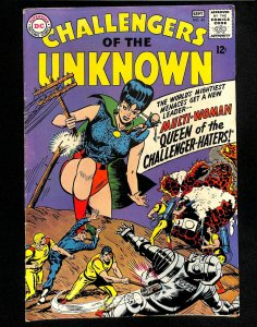 Challengers of the Unknown #45 (1965)