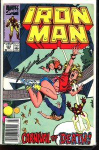 Iron Man #253 (1990)