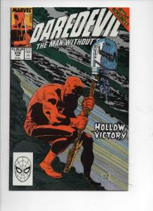 DAREDEVIL #276 NM-  Murdock, Acts of Vengeance, 1964 1989, more Marvel in store