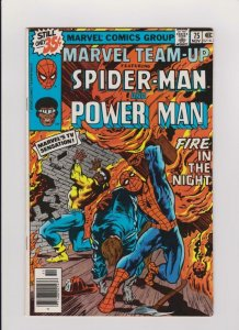 MARVEL TEAM-UP #75, VG/FN, Spider-Man, Power Man, 1972 1978  more in store