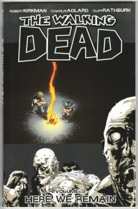 The Walking Dead TPB Vol 9 Here We Remain (Image) - New!