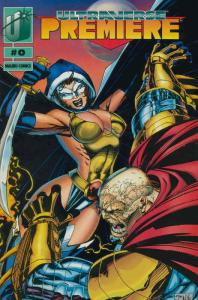 Ultraverse Premiere #0 VF; Malibu | save on shipping - details inside