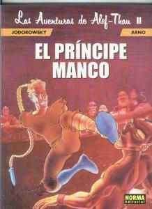 Alef Thau: El principe manco