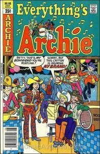 Everything's Archie #68 FN; Archie | save on shipping - details inside