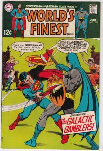 World's Finest #185 (Jun-69) VF/NM High-Grade Superman, Batman