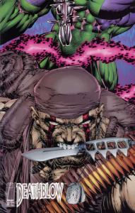 Deathblow #5A VF/NM; Image   save on shipping - details inside