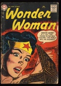 Wonder Woman #88 FA/GD 1.5