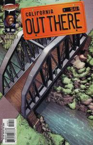 Out There #10 VF/NM; WildStorm   save on shipping - details inside