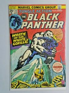 Jungle Action #13 Black Panther 4.0 VG (1975)