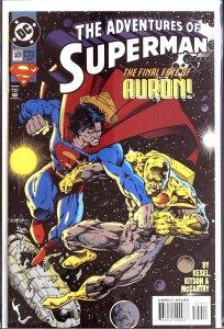 Adventures of Superman #509 (1994)