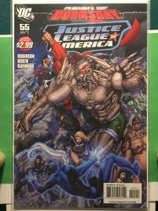 Justice League Of America #55 Reign of Doomsday