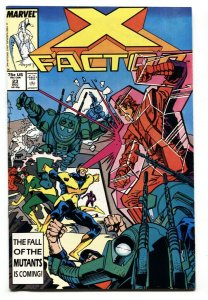 X-Factor #23 1988-Archangel appears-1st Horseman of Apocalypse