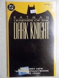 Batman: Shadow of the Bat #1 orange (1989)