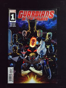 Guardians of the Galaxy #1 (2019)