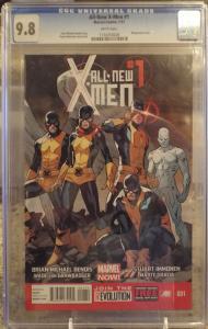 All-New X-Men #1 CGC 9.8