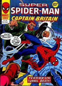 Super Spider-Man #250, Fine- (Stock photo)