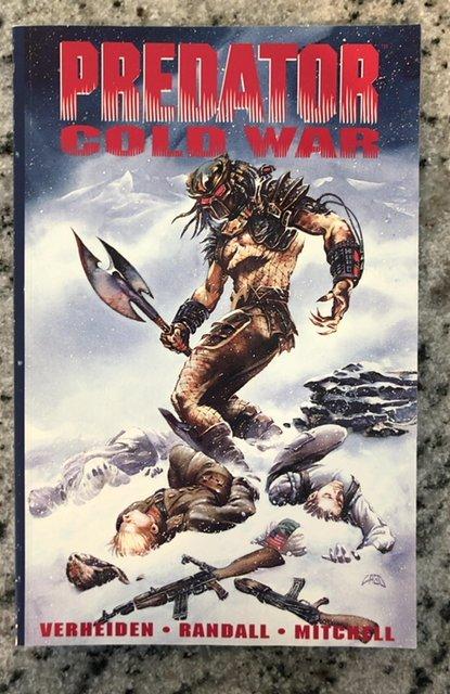 Predator: Cold War #1 (1993) DArk Horse  Comic Book JH6