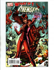 What if? #1 Avengers Disassembled - Scarlet Witch - Wandavision - 2007 - NM