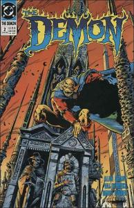 DC THE DEMON (1990 Series) #2 VF/NM