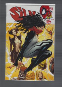 Silk#1 Dynamic Forces Exclusive Remarked w/Cert