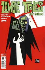Zombie Tales The Series #8A VF/NM; Boom! | save on shipping - details inside