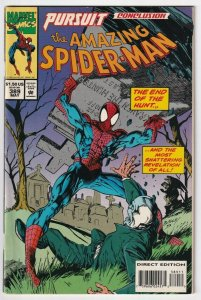 The Amazing Spider-Man #389 May 1994 Marvel