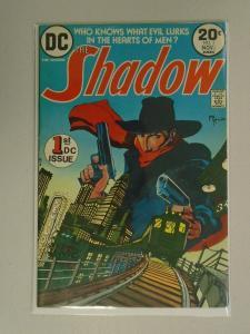 Shadow (1973 1st Series DC) #1, 6.0 (1973)