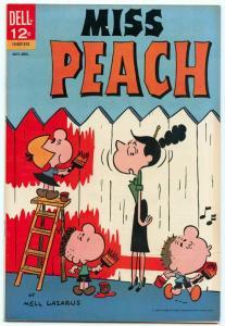 Miss Peach 1 Dec 1963 VF-NM (9.0)
